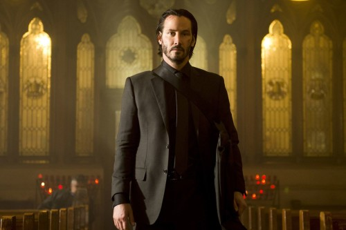 JOHN WICK: CHAPTER THREE'DEN AFİŞ VE MİNİ TEASER GELDİ