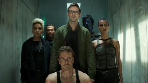X-MEN: DARK PHOENIX'TEN MICHAEL FASSBENDER'LI YENİ GÖRSEL