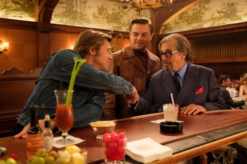 ONCE UPON A TIME IN HOLLYWOOD'DAN YEPYENİ, BOY BOY GÖRSELLER