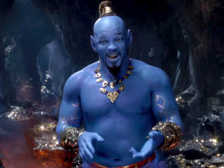 WILL SMITH'Lİ ALADDIN'DEN TEASER