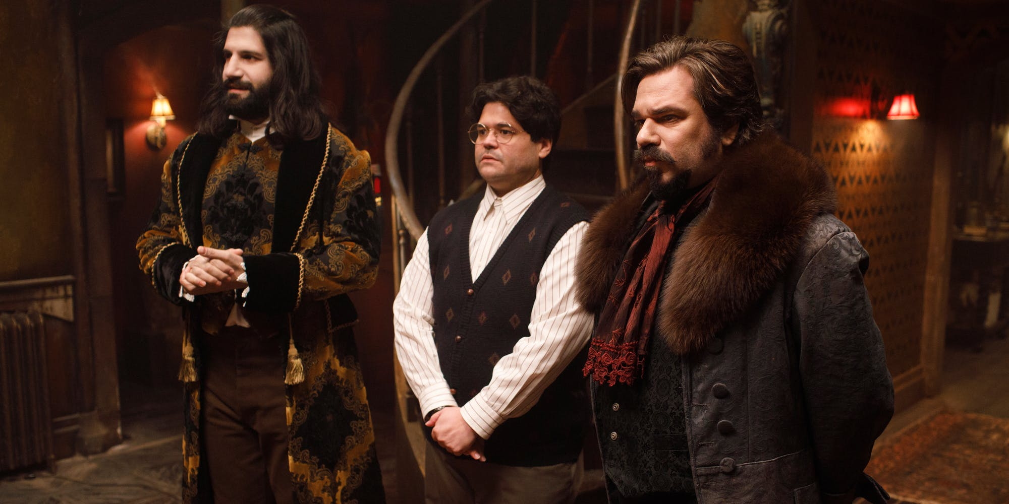 WHAT WE DO IN THE SHADOWS'UN DİZİSİNDEN İLK UZUN FRAGMAN