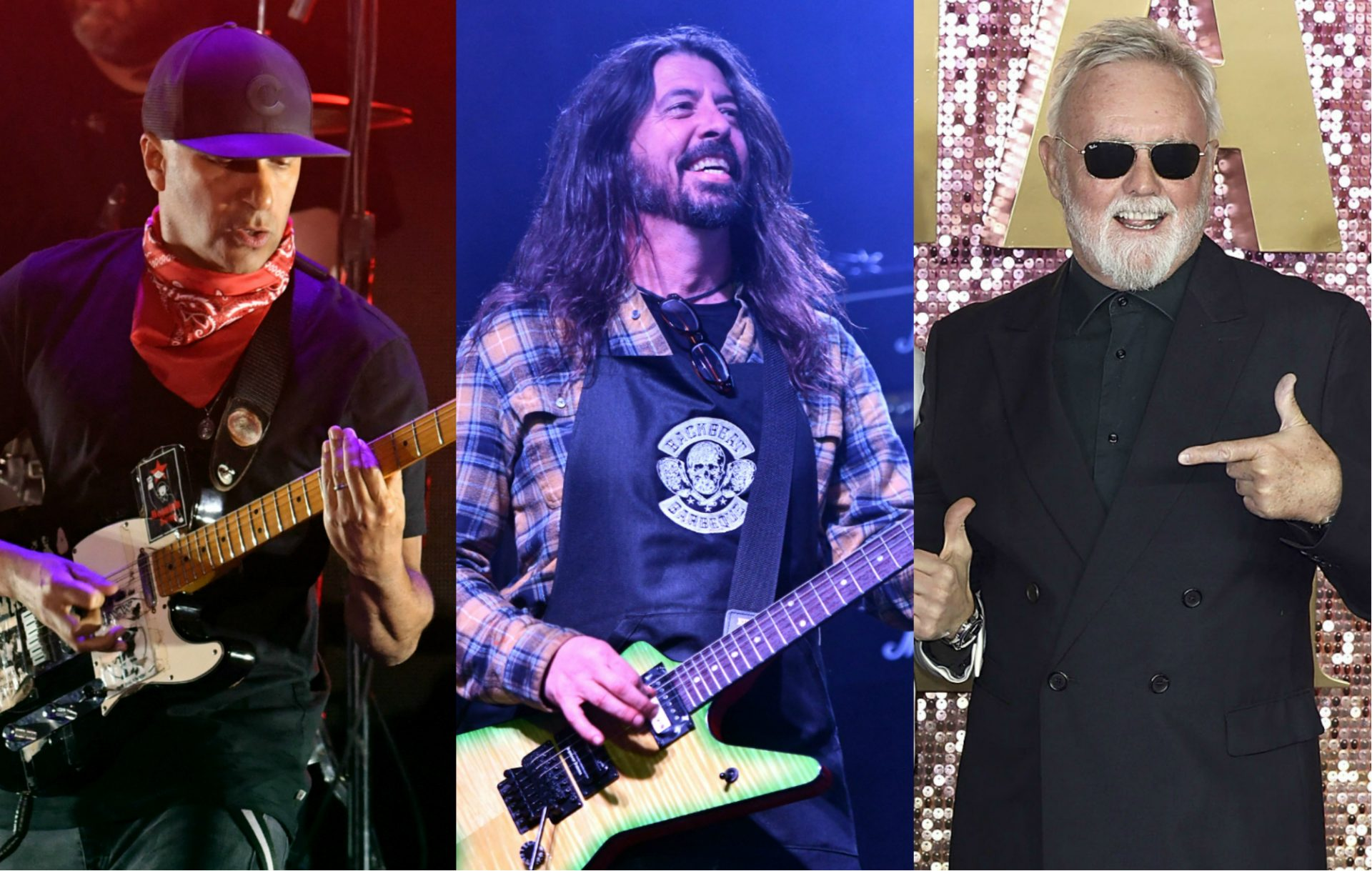 FOO FIGHTERS VE RUN THE JEWELS AYNI SAHNEDE
