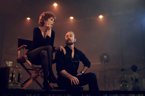 SAM ROCKWELL VE MICHELLE WILLAMS'LI FOSSE/VERDON'DAN TEASER
