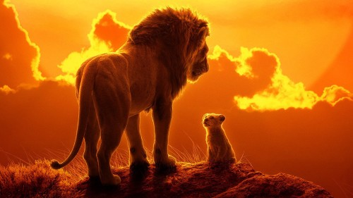 THE LION KING'İN YENİDEN ÇEVRİMİNDEN TEASER