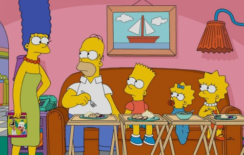 THE SIMPSONS İKİ SEZON DAHA BİZİMLE