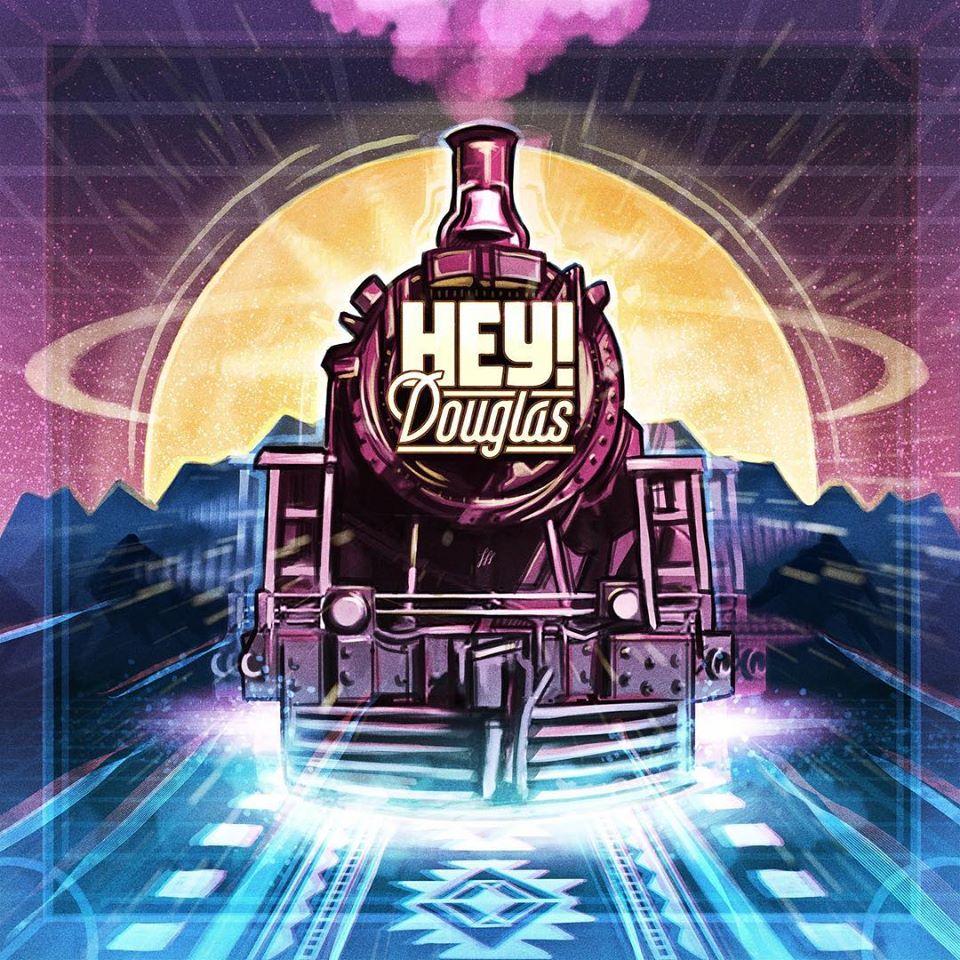 hey! douglas albümü yayında