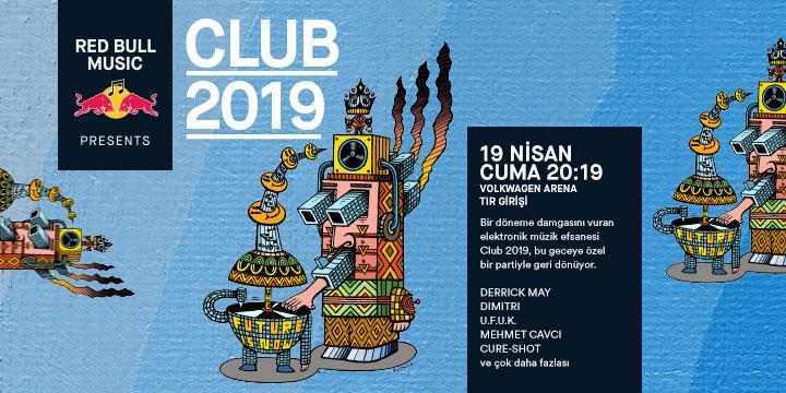 red bull music'le istanbul gece hayatının incisi 2019 geri dönüyor