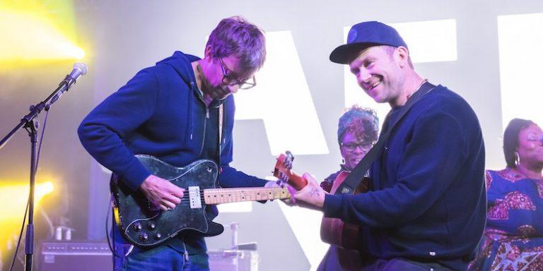 blur'den dört yıl aradan sonra sürpriz konser