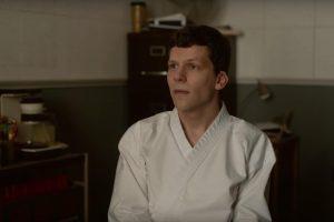 jesse eisenberg ile karate öğreniyoruz