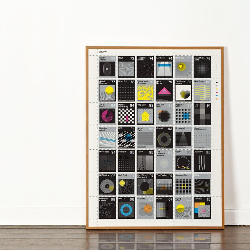 Stamp-Album-Electronic-in-Frame