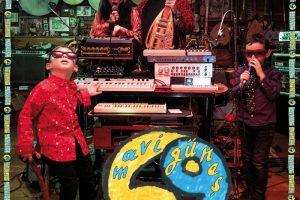 anadolu psychedelic müzikle buluşuyor