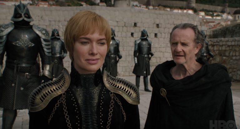 game of thrones'un final sezonundan ilk fragman