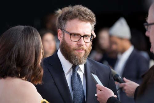 SETH ROGEN THE TWILIGHT ZONE'UN KADROSUNA KATILDI