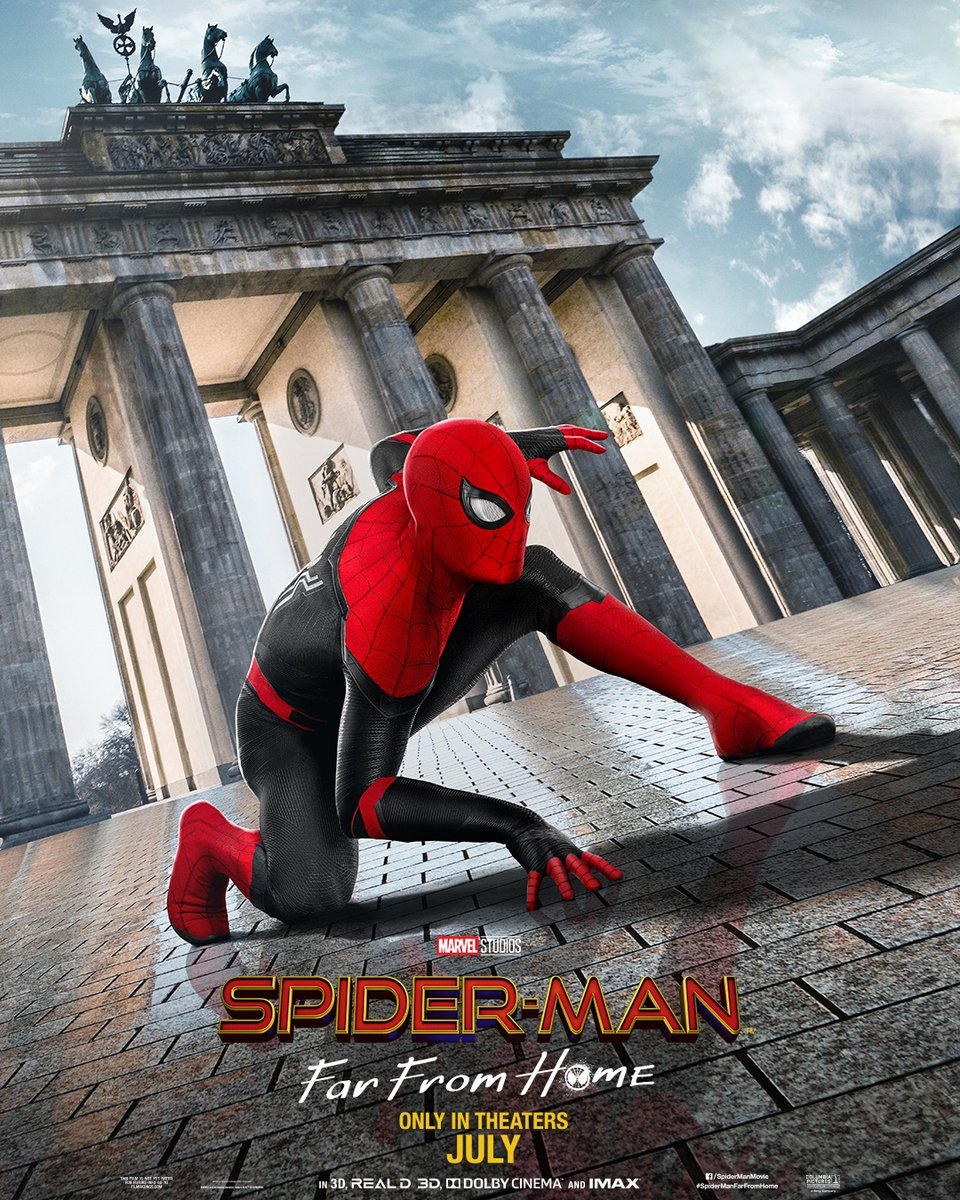 spider-man-far-from-home-poster