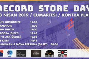 record store day 2019 için kontra plak'ta buluşuyoruz