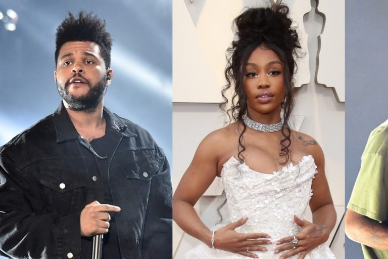 the weeknd, sza ve travis scott'tan game of thrones için şarkı