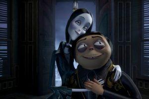 addams family animasyon filminden ilk fragman