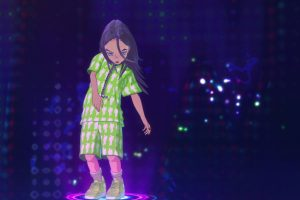 takashi murakam, imzalı billie eilish videosu youtube'da