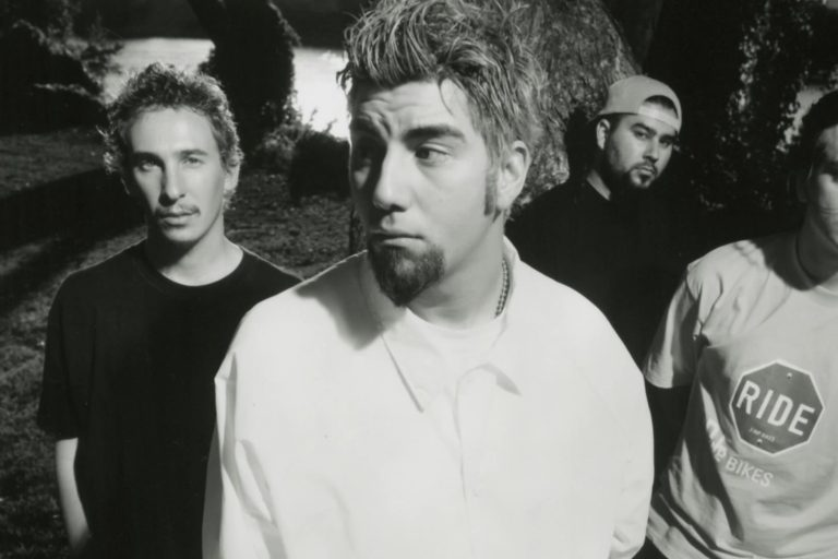 deftones'un be quite and drive (far away)'i ilk kez çaldığ an