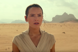 star wars episode ıx: the rise of skywalker'dan ilk fragman