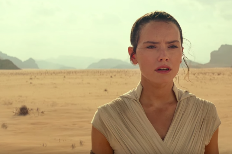 star wars episode ıx: the rise of skywalker'dan ilk fragman