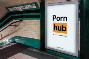 pornhub kendi müzik festivalini düzenliyor