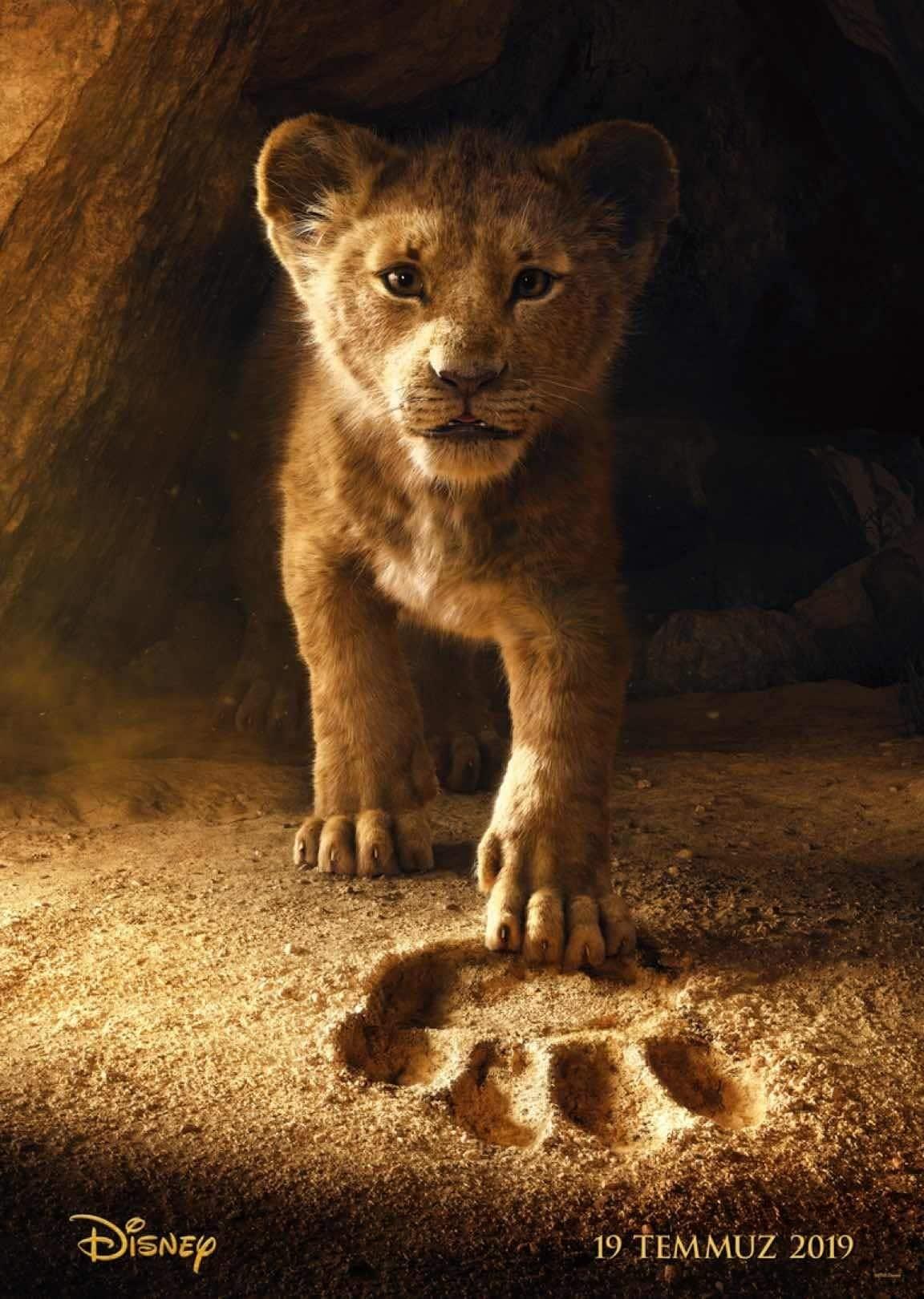 the lion king'den ilk uzun fragman