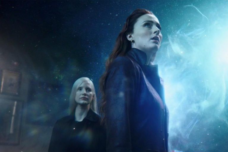 x men: dark phoenix'ten yeni fragman