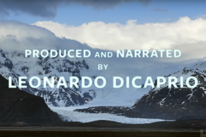 leonardo dicaprio'nun iklim değişikliği belgeselinden fragman