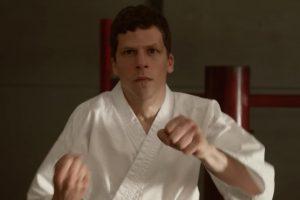 jesse eisenberg ile karate 101