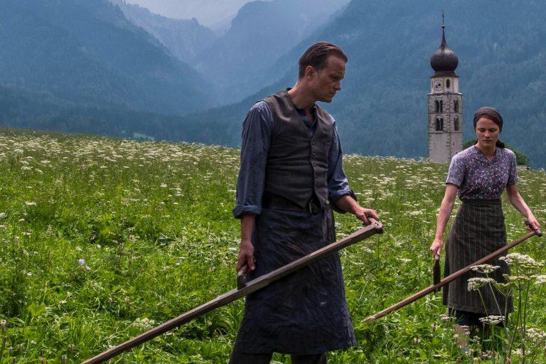 yeni terrence malick filmi a hidden life'tan boy boy görseller