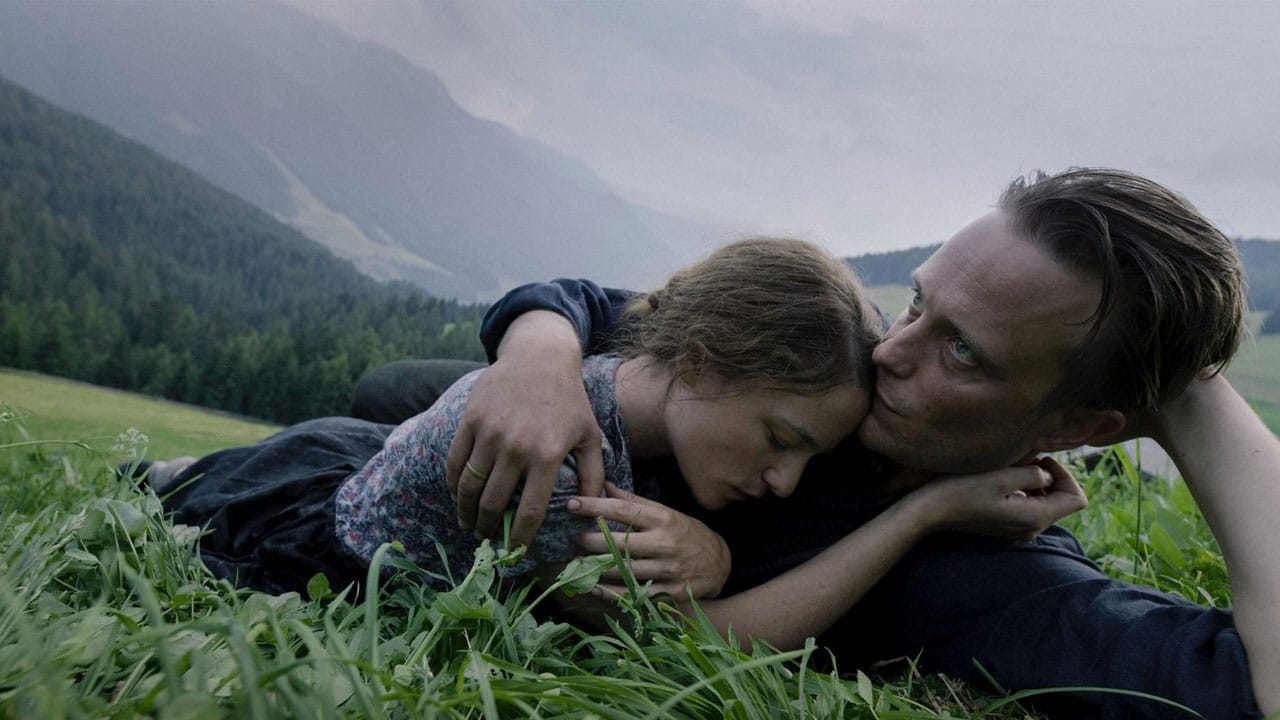 yeni terrence malick filmi a hidden life'tan mini minnacık sahne