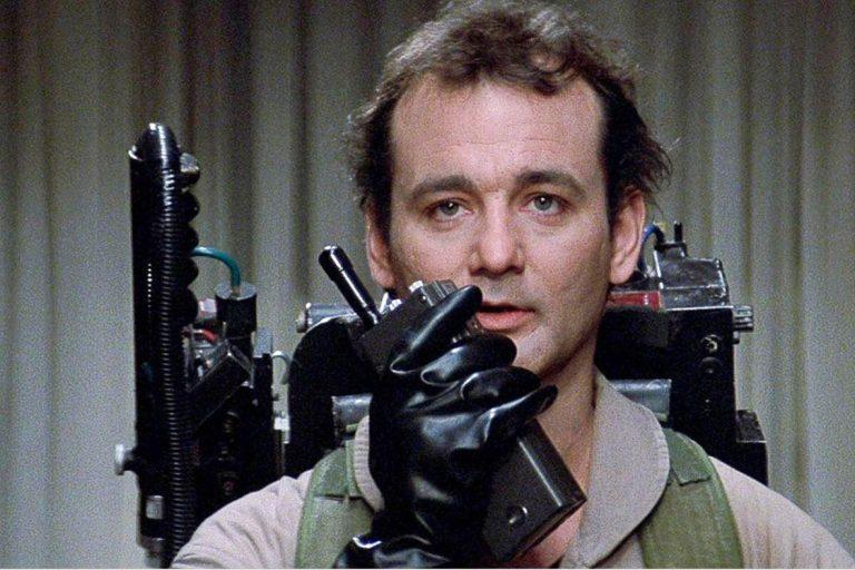 "bill murray ""yeni ghostbusters'ta yer alabilirim"" dedi"