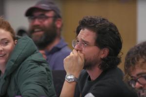 game of thrones'un final sezonunun perde arkasını anlatan belgeselden fragman