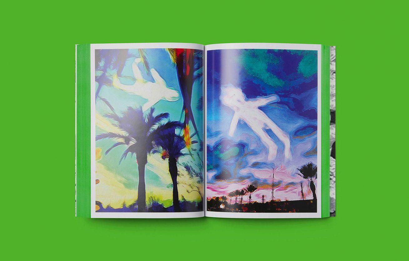 harmony korine'in hayal dünyası yeni gucci kitabıyla birleşiyor