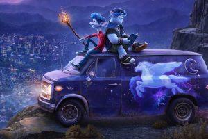yeni pixar filmi onward'dan ilk fragman