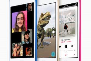 apple yeni nesil bir ipod touch satışa çıkardı