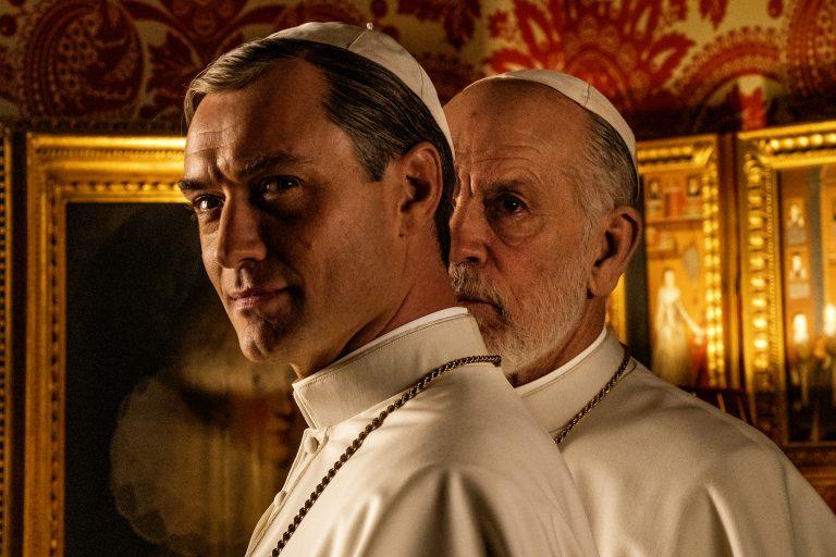 the young pope'un yeni sezonunda marilyn manson'ı izleyeceğiz
