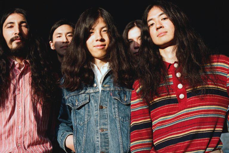 kikagaku moyo'yla japon psychedelic rock cenneti
