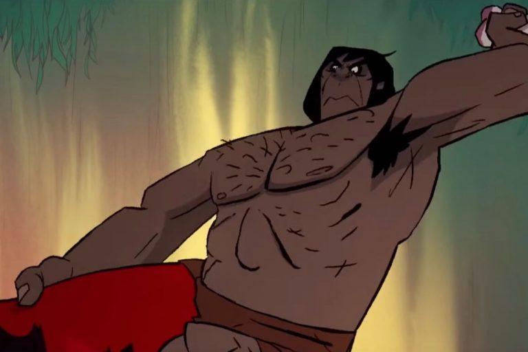 samurai jack'in yaratıcısından adult swim için yeni çizgi dizi