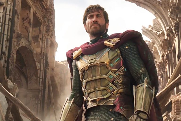 spider-man: far from home'dan yeni fragman
