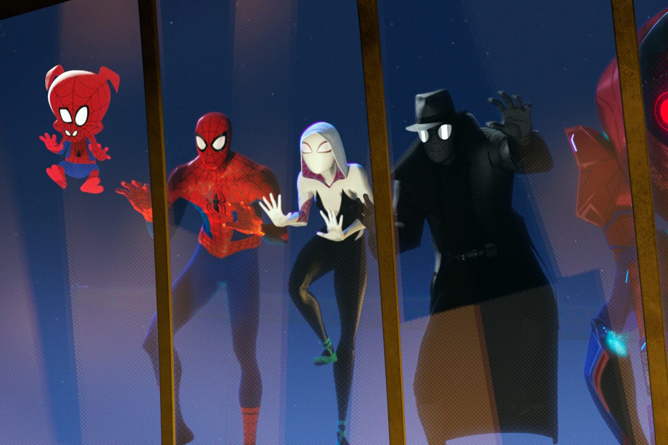 spider-man: into the spider-verse 26 haziran'da netflix'te