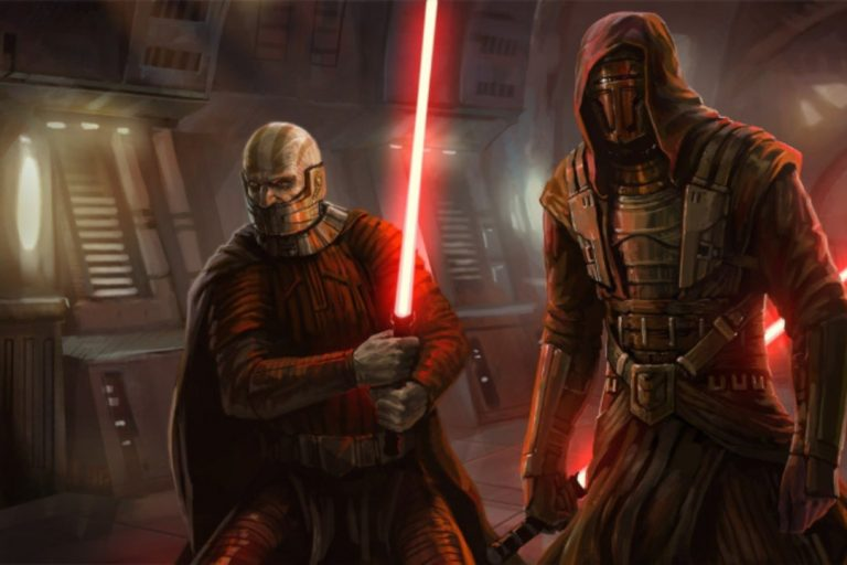 knights of the old republic'in filmi hazırlanıyor