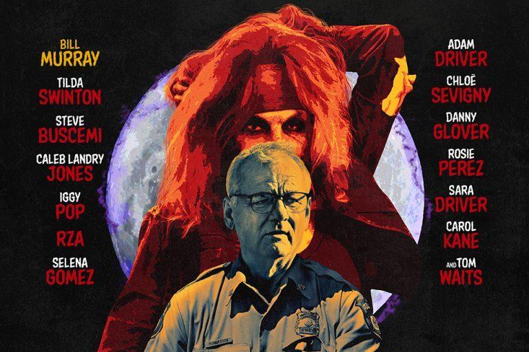 jim jarmusch'un zombi filminden karakter posterleri