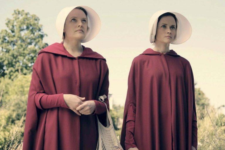 the handmaid's tale'in dördüncü sezonundan bir teaser paylaşıldı