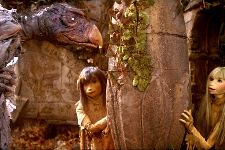 the dark crystal: age of resistance'tan ilk uzun fragman