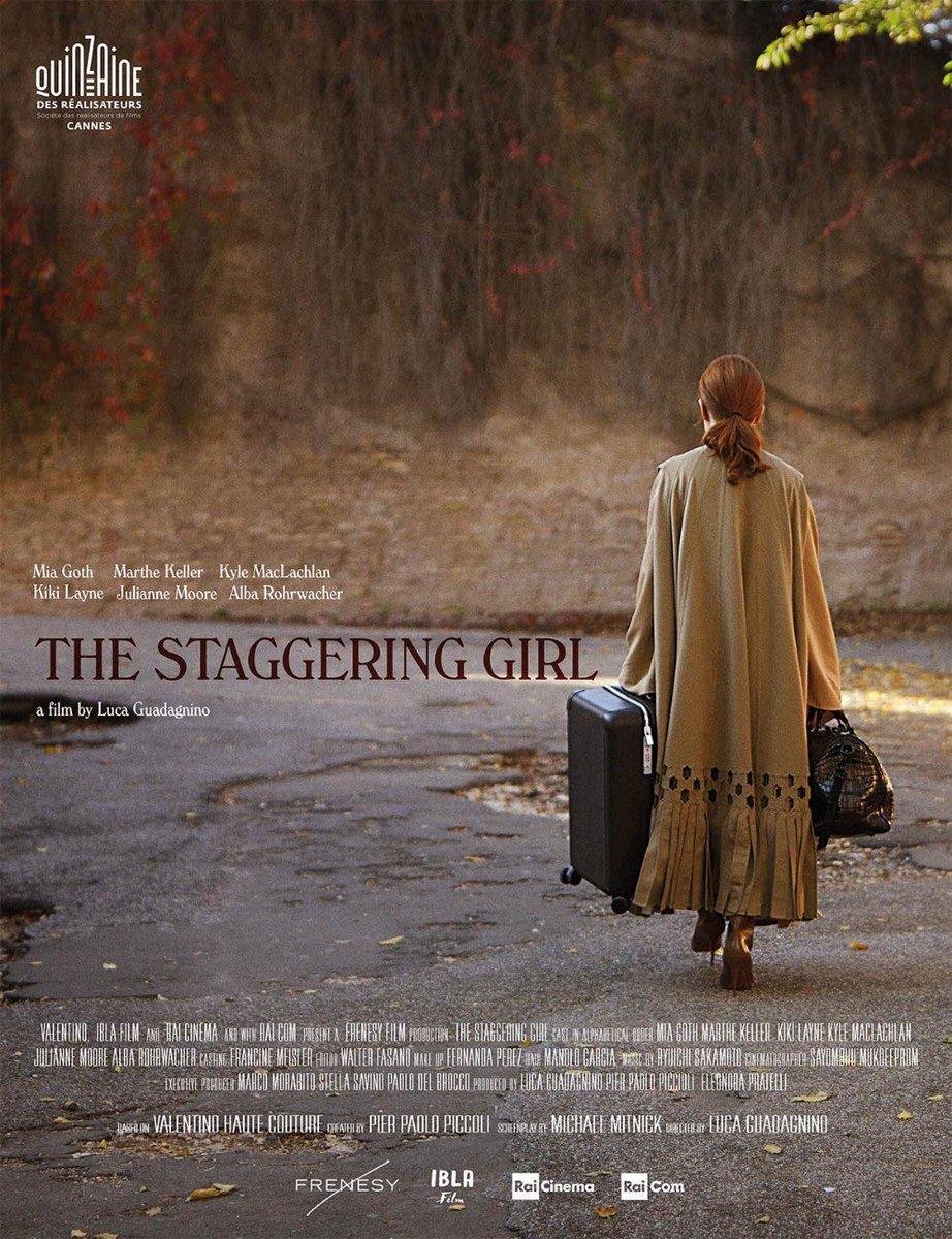 luca guadagnino imzalı kısa film the staggering girl'den yeni fragman
