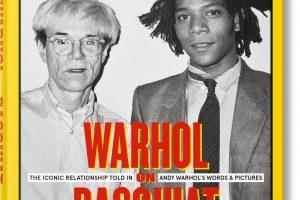 andy warhol ve jean-michel basquiat dostluğuna adanmış bir kitap
