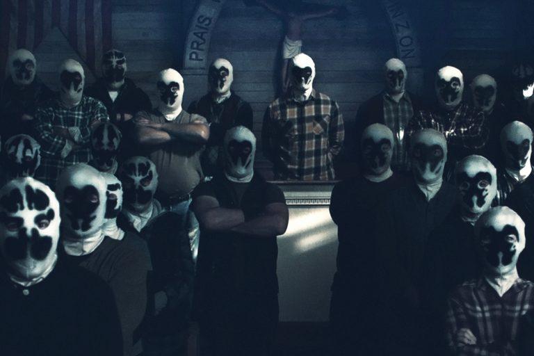 watchmen'in dizisinden gelen fragmana bakıyoruz
