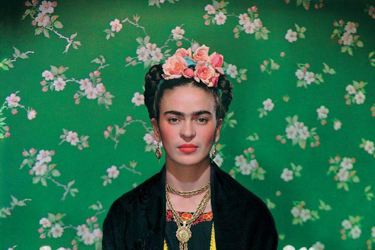 frida kahlo'nun sesini ilk kez duymak ister misiniz?